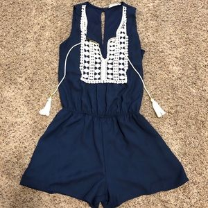 DCB NBW romper with pockets